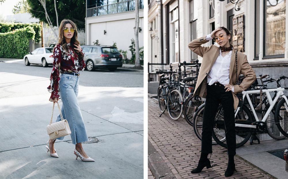 ochelari de soare galbeni trend 2017